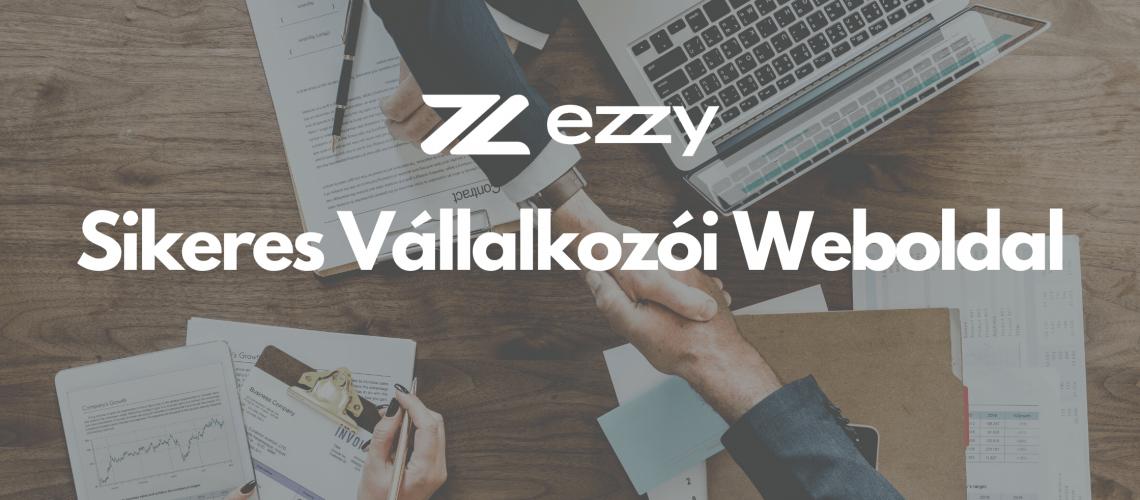 Sikeres Vállalkozói Weboldal (1)